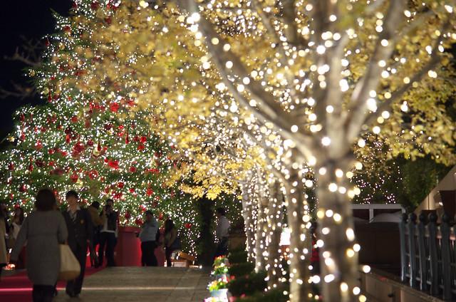 東京イルミネーション2013 恵比寿ガーデンプレイス