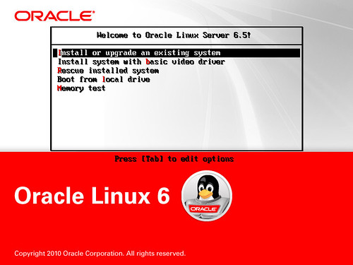 Oracle Linux 6.5 #1