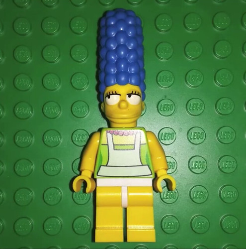 LEGO The Simpsons Marge