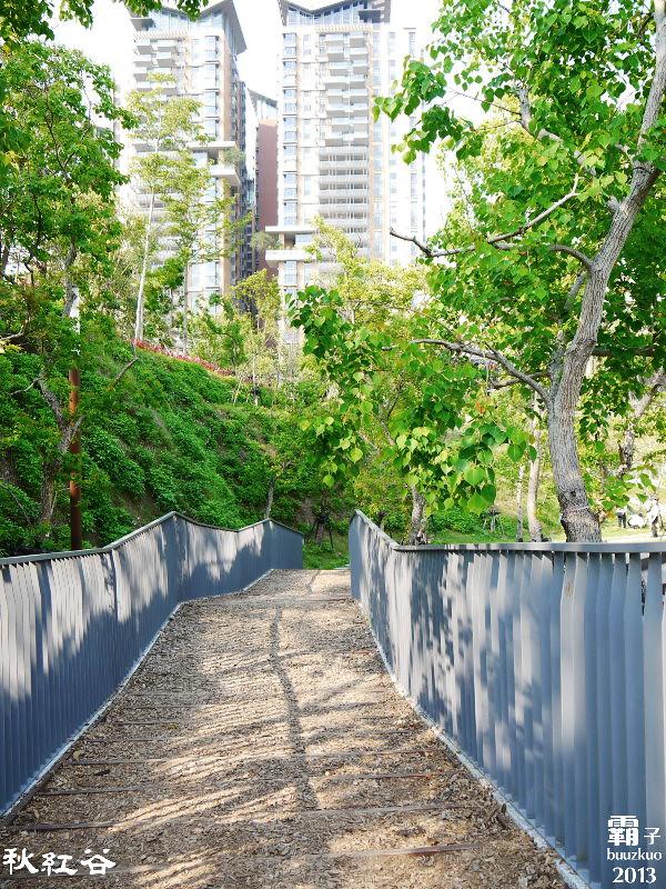 11268076486 18fe7fc346 b - 秋紅谷廣場,獨特的下凹式生態景觀公園,台中新一代的熱門景點。