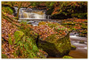 Goit Stock Falls - the upper cascade by foxxyg2