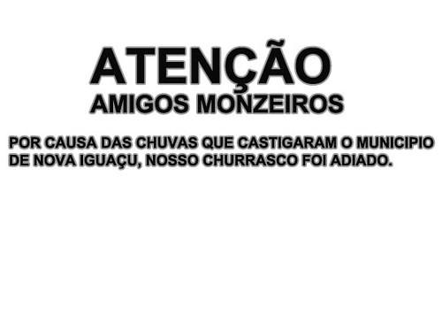 CONFRATERNIZAÇÃO DOS AMIGOS MONZEIROS-RJ 25/01/2014 11358682133_49d9bb9d81