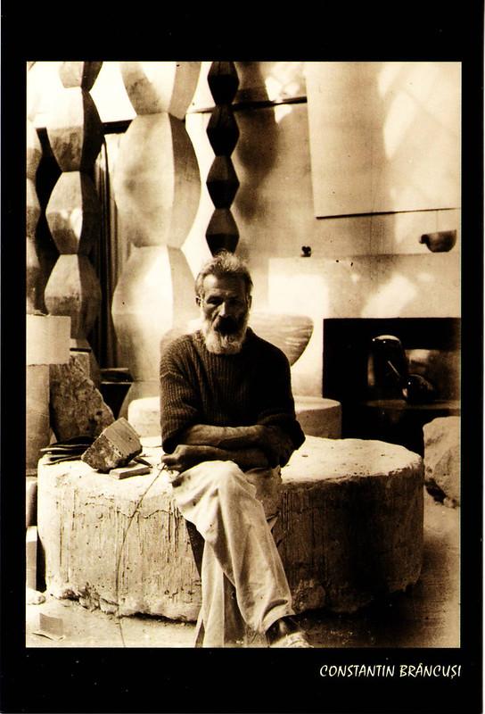Artist-Brancusi 1933-34