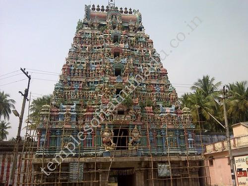 Thirumazhapadi Vaithyanathaswamy Temple