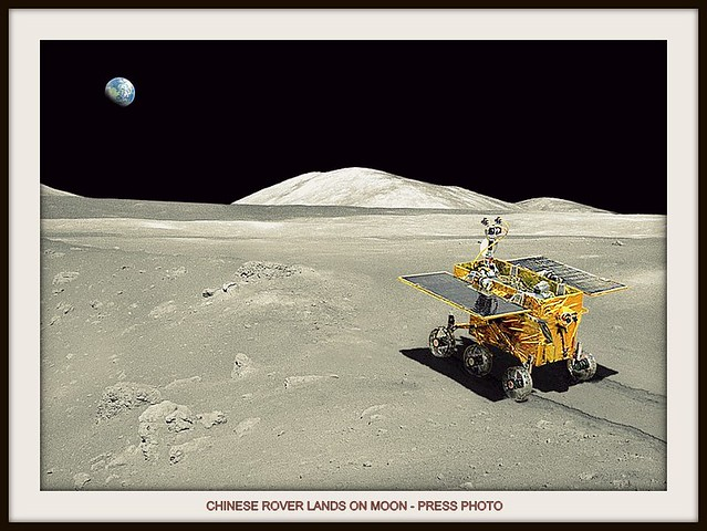 Who Invented the Moon Rover - Pics about space