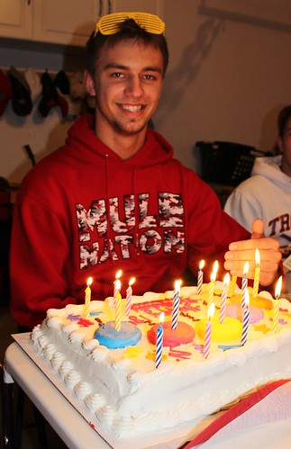 Andrew 18th Birthday