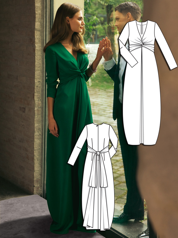 Simply Divine: 8 Beautiful Gown Sewing Patterns – Sewing Blog ...