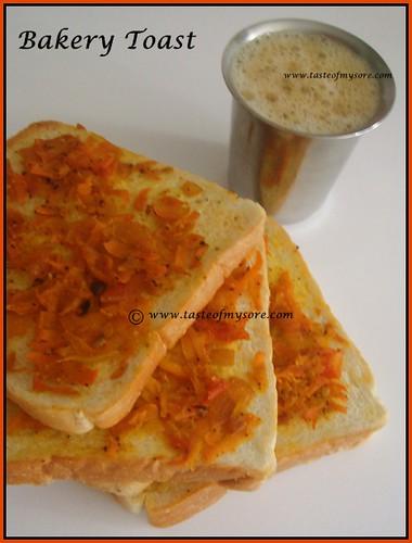 Bakery Style Toast