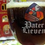 ベルギービール大好き!!ケルストパーテル Kerst Pater Special Christmas
