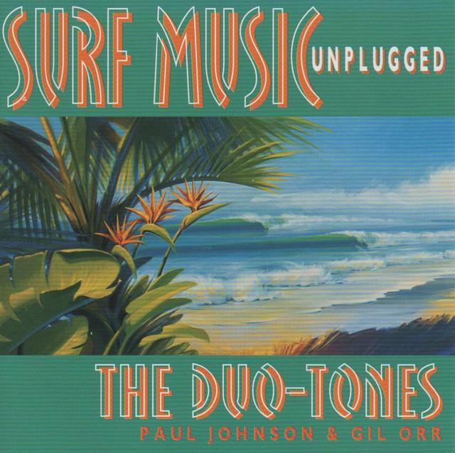 Header of Surf music