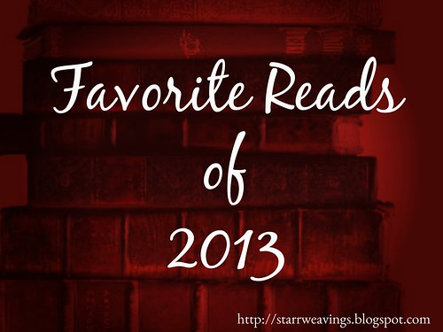 Favorite Reads 2013