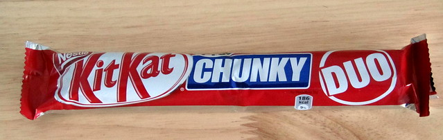 Kit Kat Chunky Duo (UK)