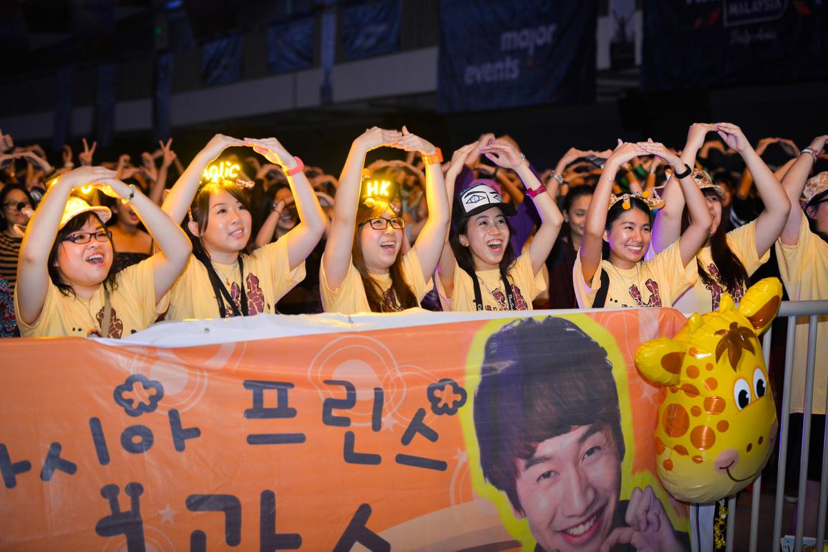 Lee Kwang Soo Fan Meeting in Malaysia - TianChad-5456