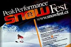 PeakPerformance SNOWfest 2014: 150 % sněhu!