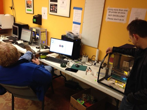 Dallas Makerspace 3D Printing