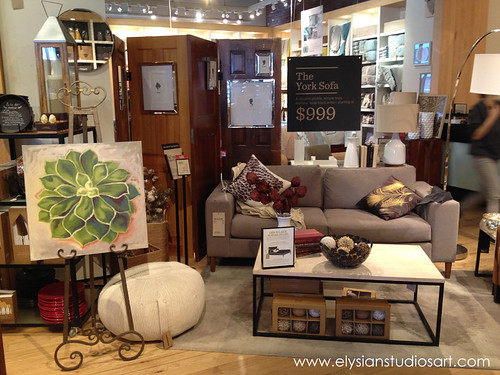 Elysian Studios at West Elm Denver | by elysianstudiosart
