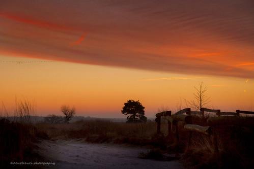sunrise skies zonsopkomst engbertsdijksvenen kloosterhaar engbertsdijksevenen