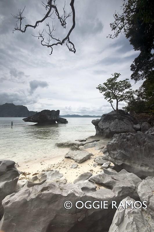 El Nido Pinagbuyutan Rockscape