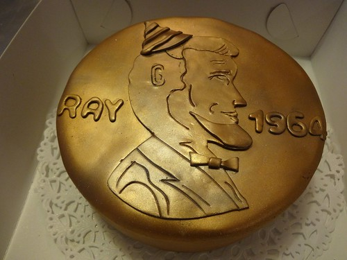 Abraham Lincoln Penny Cake by CAKE Amsterdam - Cakes by ZOBOT