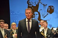 Professor David King - Eikanger-Björsvik Musikklag