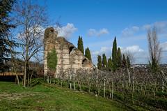 Rhône - Aqueducs antiques de Lyon