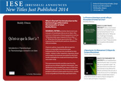 IESE 2014 Publications
