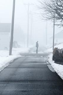 48.  Fog, Mist or Smoke