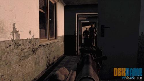 Mod Dynamic Zombie Sandbox de Arma II