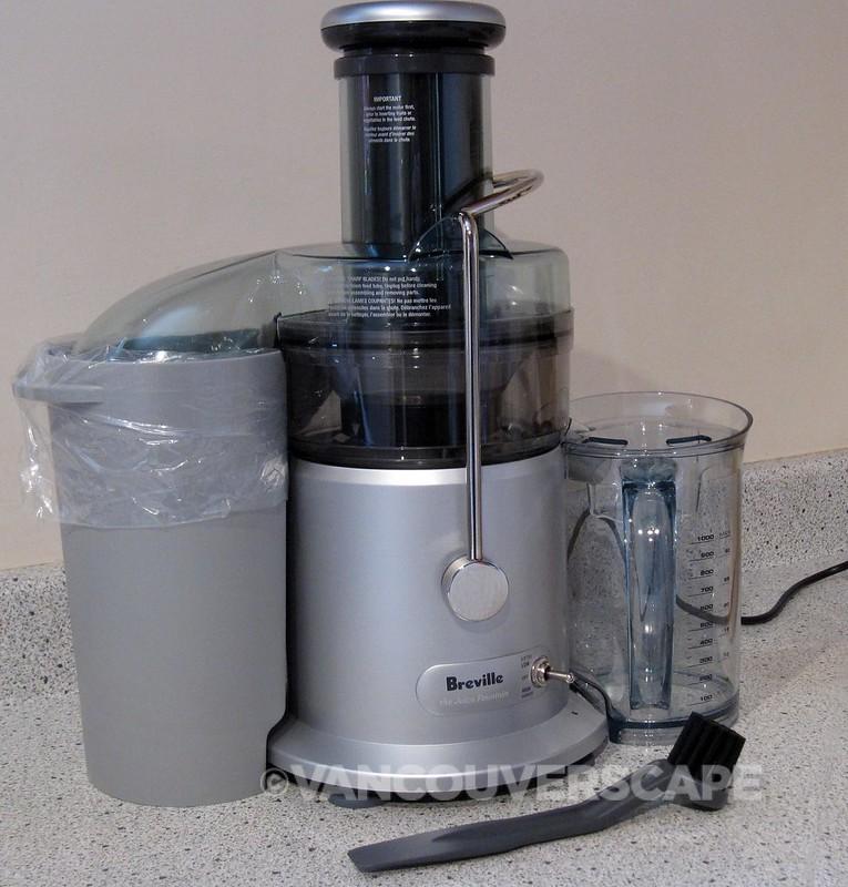 Breville Juice Fountain Plus-1