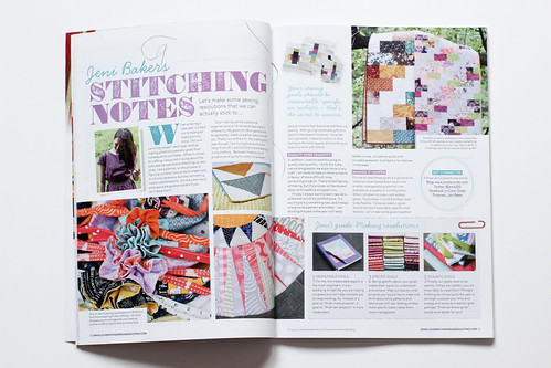 Love, Patchwork & Quilting - Issue 4 by Jeni Baker