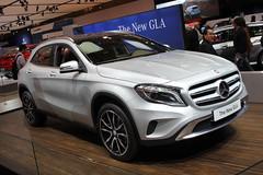 mercedes-benz m-class(0.0), automobile(1.0), sport utility vehicle(1.0), wheel(1.0), vehicle(1.0), automotive design(1.0), mercedes-benz(1.0), auto show(1.0), mercedes-benz a-class(1.0), crossover suv(1.0), compact car(1.0), land vehicle(1.0), luxury vehicle(1.0),