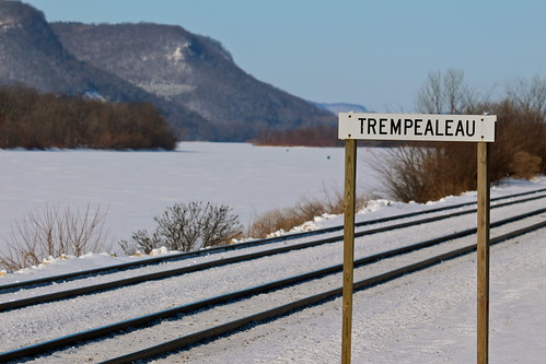 Trempealeau Mountain, Perrot State Park, WI