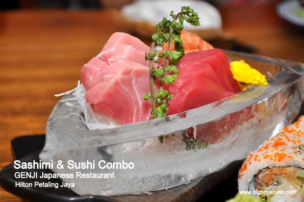 Genji Japanese Restaurant Hilton Petaling Jaya 5