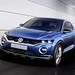 Volkswagen T-ROC Concept Front View