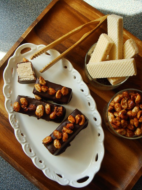 Candy By Candy: Peanut Butter Nougat Bar