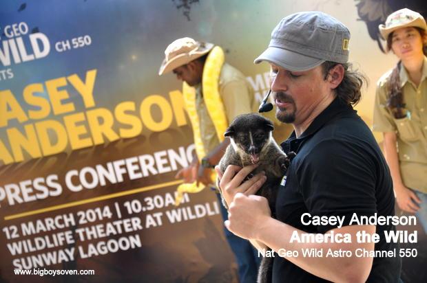 Casey Anderson America the Wild 1