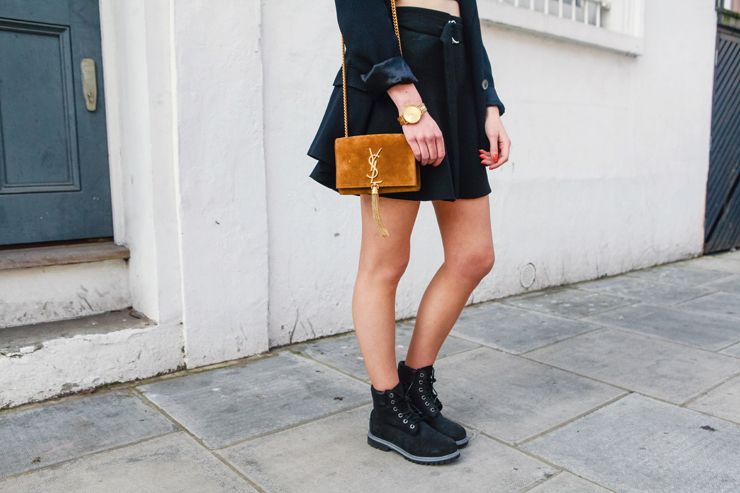Wearing Timberland Boots In The Summer Cassandre saint laurentWearing Timberland Boots In The Summer