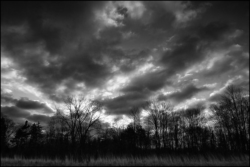 ohio blackandwhite clouds sunrise explore fieldtrip delaware wildbirdsunlimited wbu fujixe1 adobelightroom53 shalehollowpreserve