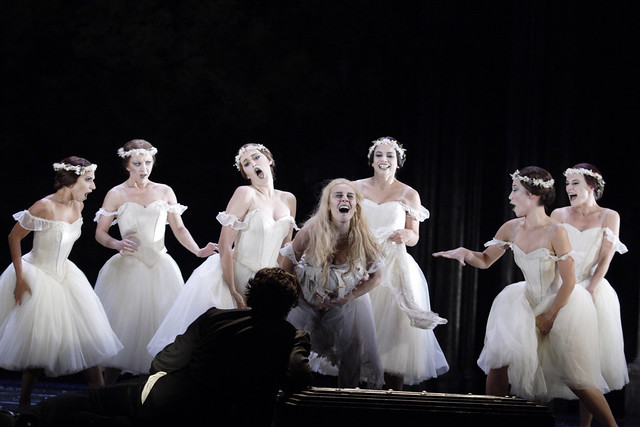 Dancers in Faust, The Royal Opera © ROH/Catherine Ashmore, 2011