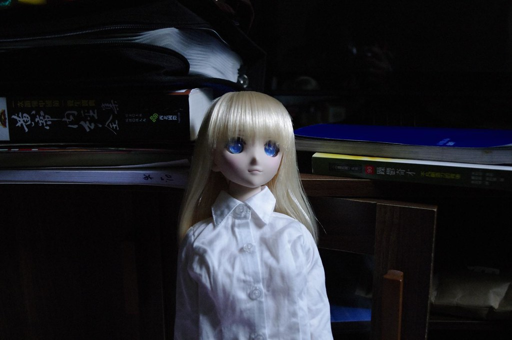 護理師的清晨(Dollfie Dream,Airy),一張流。