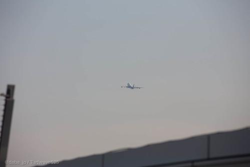 20140325 全日空 B747-400 テクノジャンボ