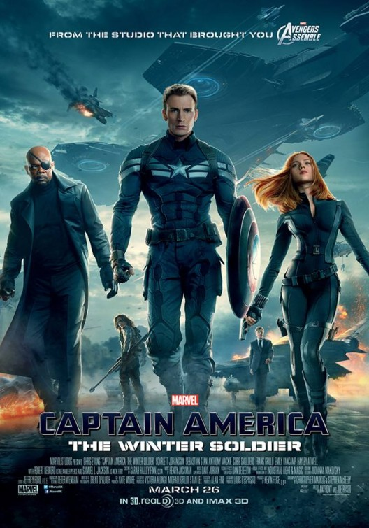 Captain America - The Winter Soldier (2014)
