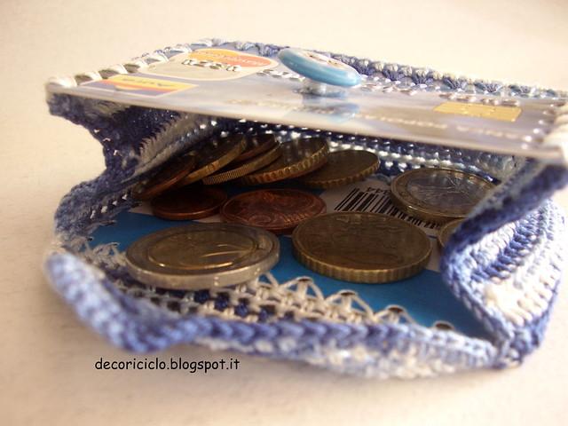 portamonete con carta di credito 4