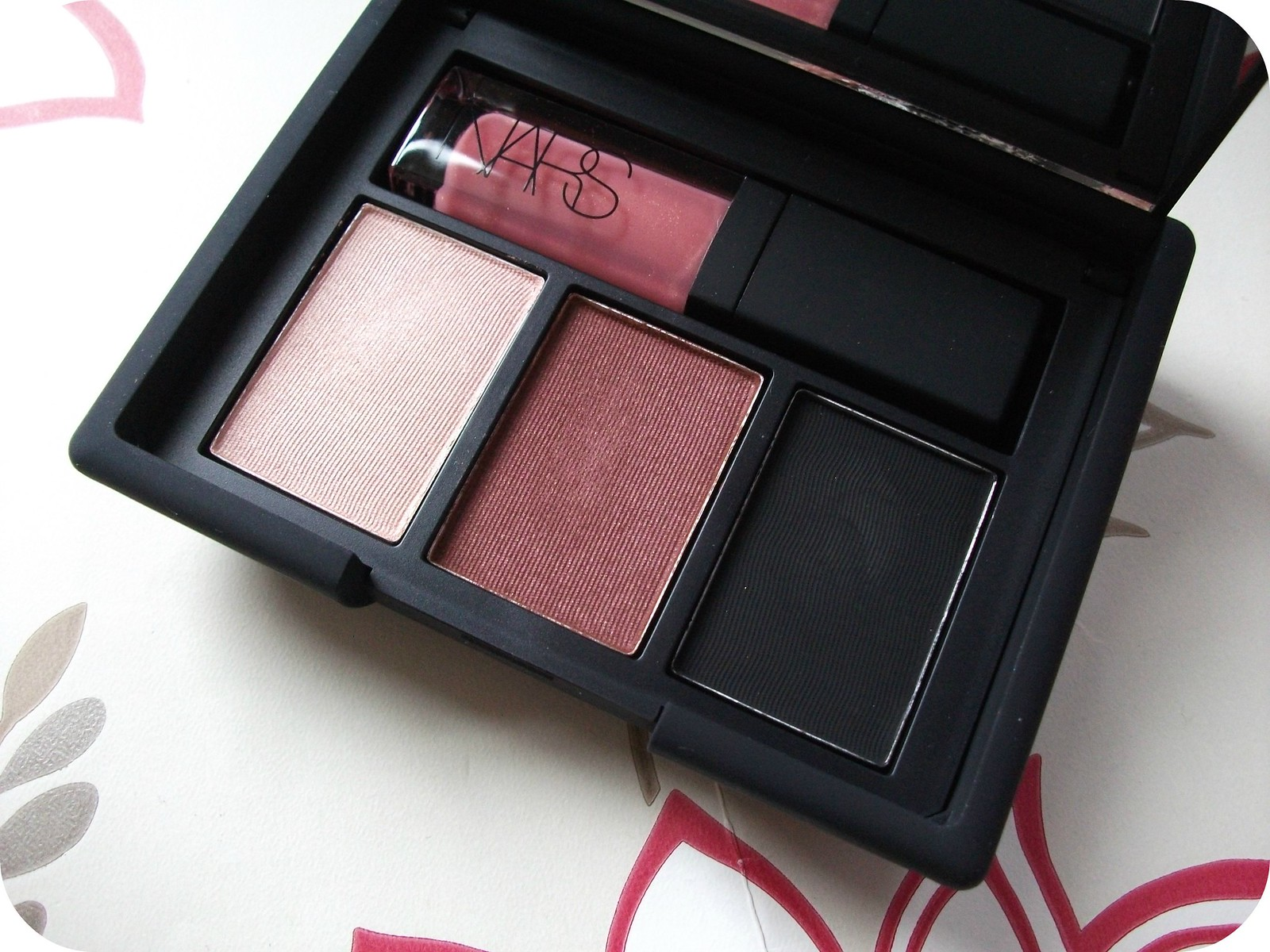 NARS Guy Bourdin Crime of Passion Palette Eyes 2