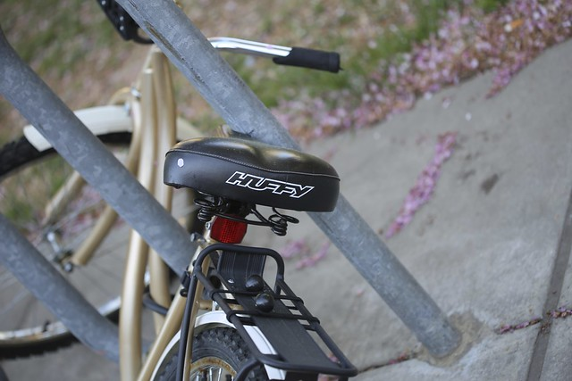 Header of huffy