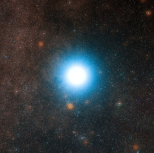 Brightest stars: Rigilkentaurus