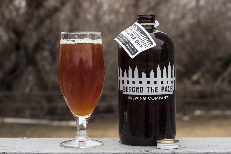 Review: Beyond the Pale Imperial Super Guy Imperial IPA