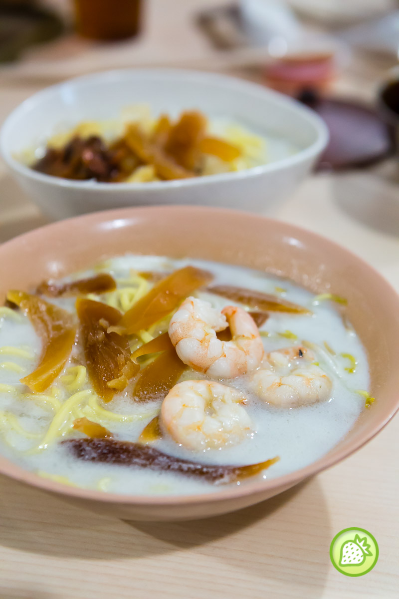 how to make penang white curry mee