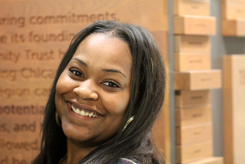 Akya Gossitt, Assistant Instructor, Youth-Led Tech | Summer 2015, Smart Chicago Collaborative