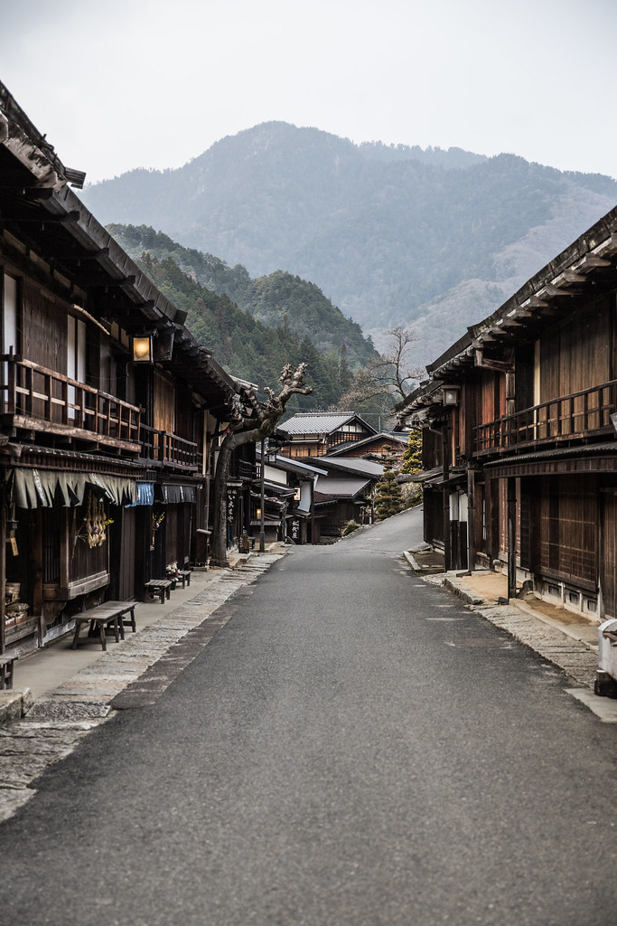 japan | kiso valley
